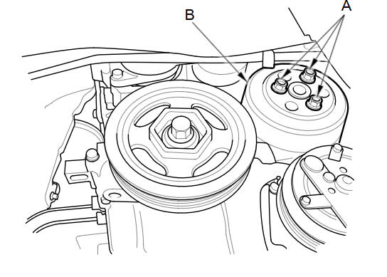 Water Pump Inspection Engine Cooling Engine