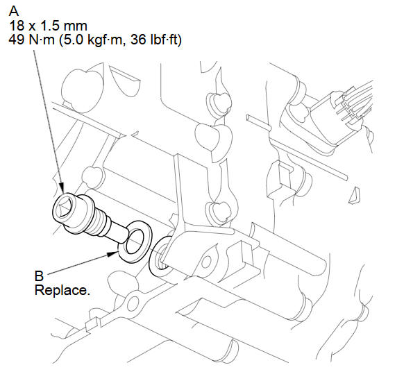 Automatic Transmission Removal At Automatic General